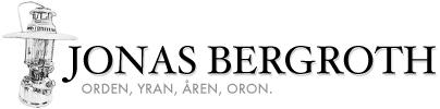 Jonas Bergroth